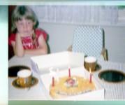 nachdenklicher 5. Geburtstag