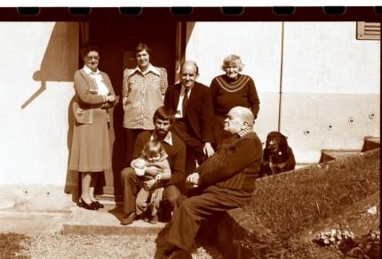 familienfoto mettler und debrunner