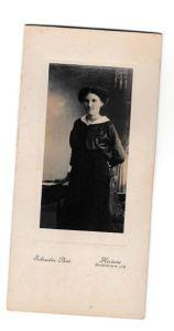 Anna Aerne Mettler