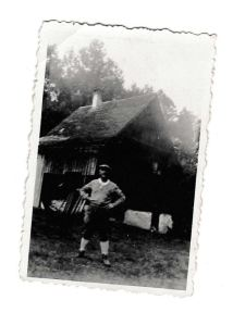 Heinrich Arne September 1938