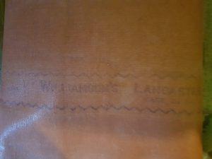 Williamsons Lancaster Cork Linoleum