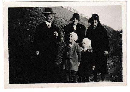 Walter, Henri und Anna