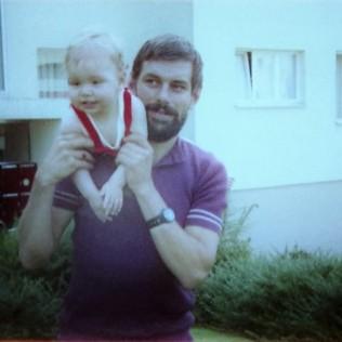 Papi und ich